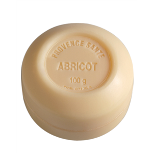 Bar-soap-100g-vegetable-base-extra-soft-Apricot