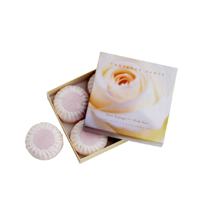 Giftbox-4-soaps-of-75g-Wild-Rose